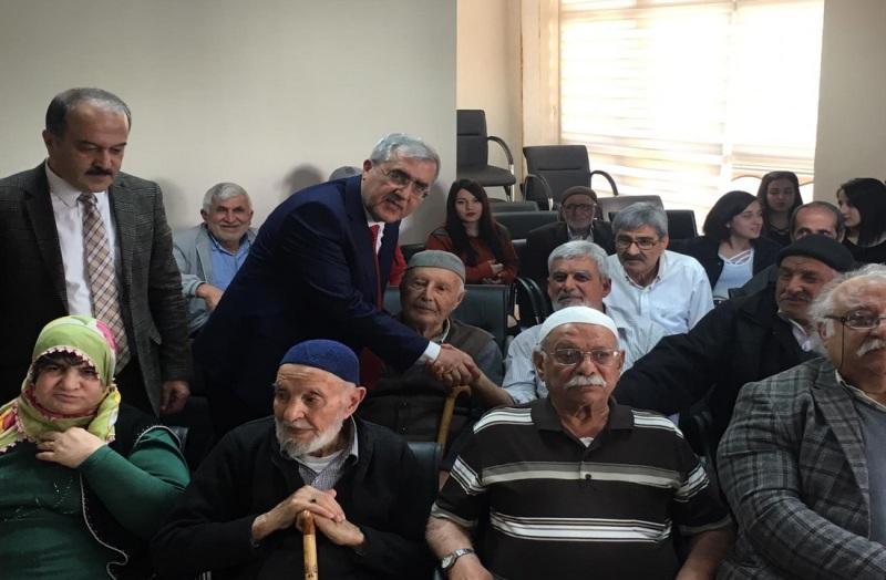 Yaşlılar Haftasını Konserle Kutladı