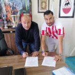 Alican Karadağ Kahramanmaraşspor'da