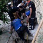 Su kuyusunda gazdan zehirlenen 3 kişi öldü